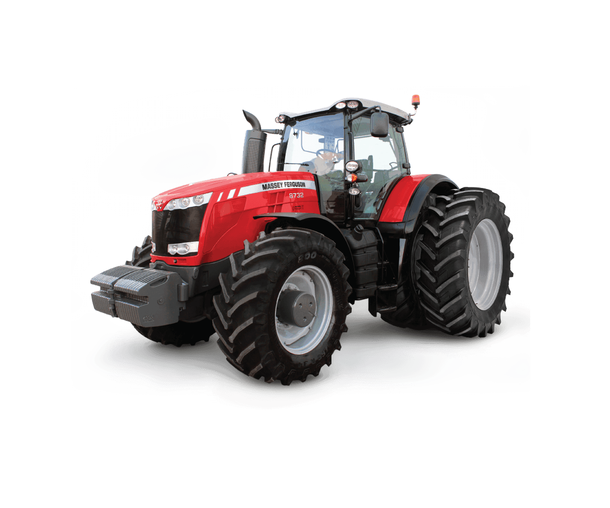 Serie MF 8700 Dyna-VT